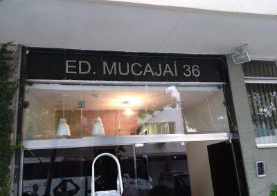 letras de metal para loja
