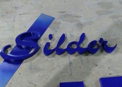 fabrica de letras em mdf pintadas Rio de Janeiro 6